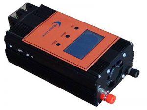 POWER JACK 2400W Régulateur de Panneau Solaire LCD 100A 12V/24V Contrôleur de Charge de la marque POWER JACK image 0 produit
