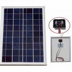 premier panneau solaire TOP 1 image 1 produit