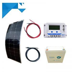production panneau solaire 100w TOP 1 image 0 produit