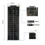 production panneau solaire 100w TOP 3 image 2 produit