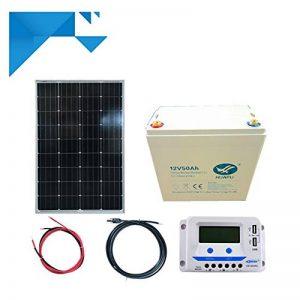 production panneau solaire 100w TOP 4 image 0 produit