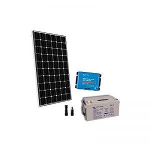 PUNTOENERGIA Italie–Kit solaire Pro2300W 12V Panneau européen Régulateur 30A MPPT Batterie 90Ah–KSP2–300x -12-b90-avf de la marque PuntoEnergia Italia image 0 produit