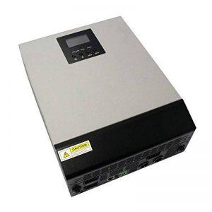Pur onduleur à onde sinusoïdale pour le photovoltaïque Axpert MKS 1KVA 48V 1000W avec MPPT - Cablematic de la marque Cablematic image 0 produit