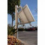 Renogy Pôle Support Panneau solaire Montage latéral montage sur mt pour panneau solaire de 50W/100W (support seul) de la marque Renogy image 4 produit