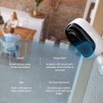 Reolink Argus 2 avec Panneau Solaire Full HD 1080 P Sécurité Extérieure Caméra IP Batterie Rechargeable Couleur Capteur Starlight WiFi Caméra avec Fente SD Carte Support 64GB (Panneau Solaire Inclus) de la marque Reolink image 4 produit