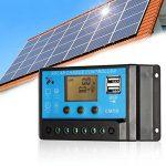 régulateur de charge pour panneau solaire TOP 4 image 2 produit