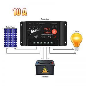 régulateur de tension panneau solaire TOP 4 image 0 produit
