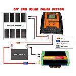 régulateur solaire 50a TOP 12 image 1 produit