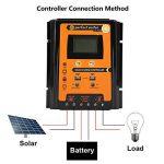 régulateur solaire 50a TOP 12 image 2 produit