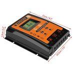 régulateur solaire 50a TOP 12 image 3 produit