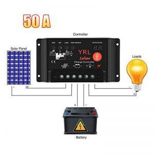 régulateur solaire 50a TOP 2 image 0 produit