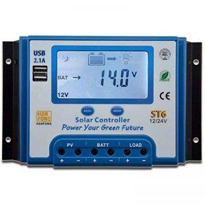 régulateur solaire 60a TOP 5 image 0 produit