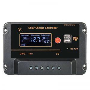 régulateur solaire TOP 4 image 0 produit