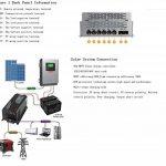 Régulateur Télécommande Solaire Maximiser MPPT 60A 12V/24V/48V LCD de la marque Desconocido image 3 produit