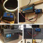 S210A/20A/30A 12V/24V LCD Solaire contrôleur de Charge Courant Fonction d'affichage Automatique Régulateur de Panneau Solaire Rechargeable Lampe Protection de Surcharge de la marque S2 image 4 produit