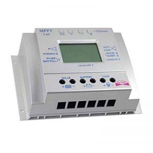 Sharplace Régulateur de Panneau Solaire 60A Courant de Charge PWM Pannel Accessoires de la marque Sharplace image 0 produit
