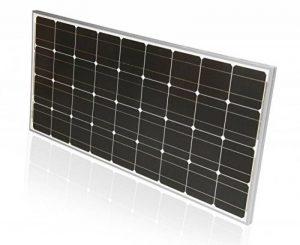 solar panel 150 watt 12V 12 volt monocrystallin de la marque JWS image 0 produit