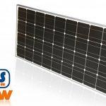 solar panel 150 watt 12V 12 volt monocrystallin de la marque JWS image 1 produit