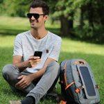 SunnyBAG Explorer+ Sac à Dos pour Ordinateur Portable Panneau Solaire Amovible 6Watts Port de Charge USB Énergie Solaire de la marque SunnyBAG image 1 produit
