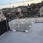 Support pour les coins du panneau solaire ECO-WORTHY et support latéral de la marque ECO-WORTHY image 3 produit
