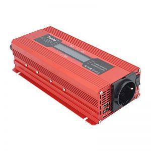 TOPmountain - Onduleur de Puissance Solaire de 2000W pour Voiture, convertisseur DC 12V à 220V pour appareils ménagers de téléphone de la marque TOPmountain image 0 produit