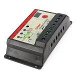 Tutoy 10/20/30A Panneau Solaire Régulateur De Charge Contrôleur Intelligent 12/24V USB St Light & Timer Chargeur - 30A de la marque Tutoy image 2 produit