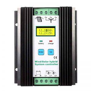 vFound Contrôleur hybride solaire de type haut de gamme 1000W de la marque vFound image 0 produit