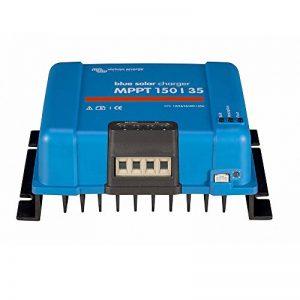 Victron BlueSolar Régulateur solaire MPPT 150/35 12-24-48 V 35 A de la marque Victron Energy image 0 produit