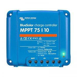 Victron Régulateur solaire MPPT 75/10 12-24 V 10 A de la marque Victron Energy image 0 produit