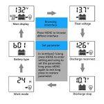 Y-solar double USB 10A/20A/30A solaire contrôleur de charge 12V/24V Auto Paremeter réglable PWM LCD solaire contrôleur Régulateur de charge avec minuteur Réglage on/off heures 10A de la marque Y-Solar image 4 produit