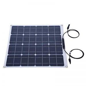 Zerone 500W Module photovoltaïque de Panneau Solaire photovoltaïque polycristallin 12V Eco-Digne Batterie de Charge pour Yacht RV Voiture Bateau Offgrid de la marque Zerone image 0 produit