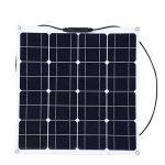 Zerone 500W Module photovoltaïque de Panneau Solaire photovoltaïque polycristallin 12V Eco-Digne Batterie de Charge pour Yacht RV Voiture Bateau Offgrid de la marque Zerone image 3 produit