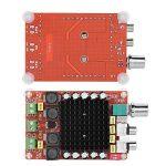 Zerone Module d'amplificateur Audio 2 × 100W d'amplificateur Audio du Panneau TDA7498 d'amplificateur de Puissance de Puissance Ultra-numérique de 18-100KHZ de la marque image 3 produit