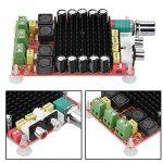 Zerone Module d'amplificateur Audio 2 × 100W d'amplificateur Audio du Panneau TDA7498 d'amplificateur de Puissance de Puissance Ultra-numérique de 18-100KHZ de la marque image 4 produit